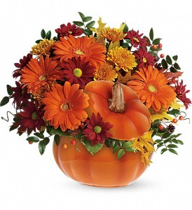 Country Pumpkins Bouquet by Soderberg's Floral & Gift