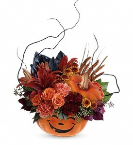 Halloween Magic Bouquet by Soderberg's Floral & Gift
